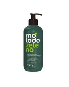 Бальзам эликсир для волос с хлорофиллом Molodo Zeleno Estel (россия)