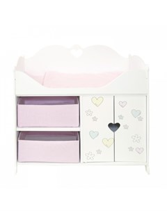 Кроватка для куклы шкаф для кукол Мимими Мини Крошка Мили Paremo