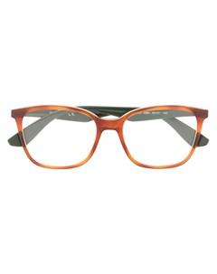 Очки в оправе черепаховой расцветки Ray-ban®