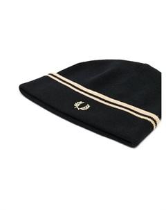 Трикотажная шапка бини Fred perry