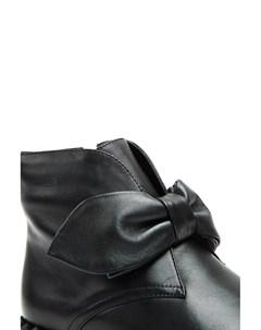 Ботинки женские 9080 9AM кожа Angelo vani