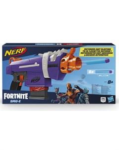 Игровой набор Бластер Нёрф Фортнайт SMG Hasbro