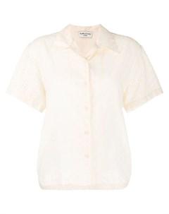 Рубашка с английской вышивкой Ymc