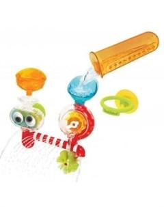 Игрушка для ванны Забавная лаборатория разноцветный Yookidoo