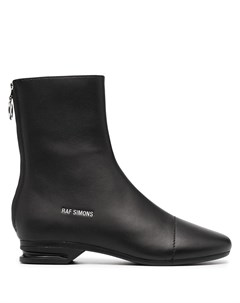 Ботинки с логотипом Raf simons