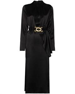 Платье миди Berna с поясом Dodo bar or