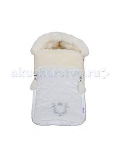 Зимний конверт меховой Charme Baby elite