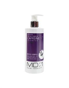 Шампунь для волос MD 1 Intensive Peptide Caffeine Shampoo 300 мл Med:b