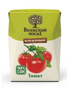 Сок Волжский посад Томат 0 2л Нектар