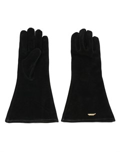 перчатки со вставками Undercover