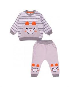 Комплект для мальчиков кофта штанишки Bonito kids