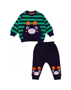 Комплект для мальчиков кофта штанишки OP323 Bonito kids