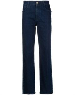 Укороченные джинсы The Skinny Boyfriend Stella mccartney