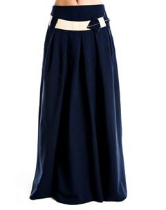 Длинная юбка с потайной молнией Kristina