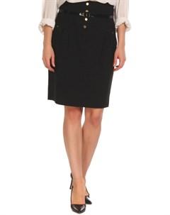 Прямая юбка с потайной молнией  Kristina