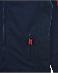 Спортивная куртка с красными лампасами детская Bikkembergs