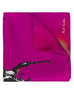 платок с принтом Paul smith