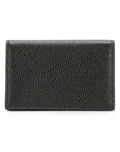 бумажник с откидным клапаном Thom browne