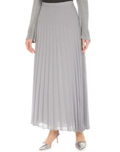 Длинная юбка с потайной молнией  Caterina leman
