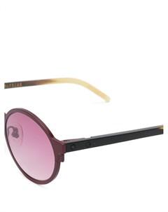 Солнцезащитные очки Signature в овальной оправе Blyszak
