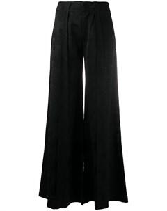 Широкие брюки с завышенной талией Andrea ya'aqov