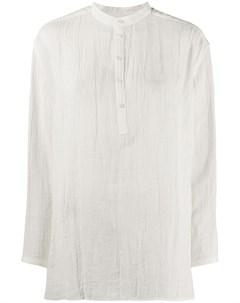 Пижама с жатым эффектом Jil sander