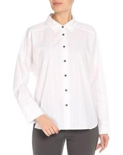 Свободная рубашка с застежкой на пуговицы Caterina Leman Caterina leman