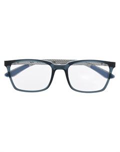 Очки в прямоугольной оправе Ray-ban®