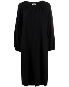 Платье мини с объемными рукавами Barena
