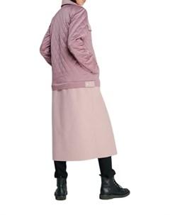 Пальто трансформер Elena andriadi