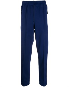 Зауженные спортивные брюки с окантовкой Moncler grenoble