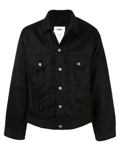 Джинсовая куртка узкого кроя Doublet