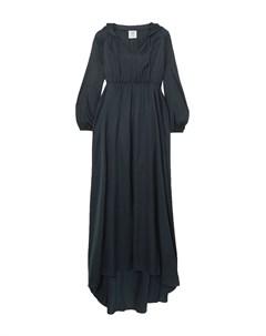 Длинное платье Vetements