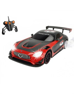 Машинка Mercedes AMG GT3 на радиоуправлении Dickie toys