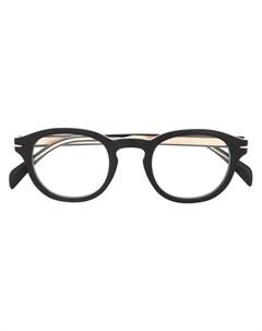 Очки в прямоугольной оправе Eyewear by david beckham