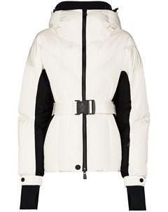 Куртка на молнии Frachey с поясом Moncler grenoble