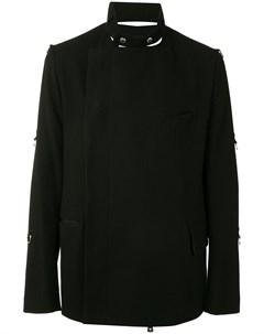 Куртка с металлическим декором Takahiromiyashita the soloist