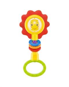 Погремушка FLOWER TWIST Happy baby