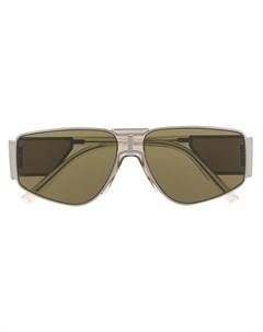 Солнцезащитные очки со вставками Givenchy eyewear