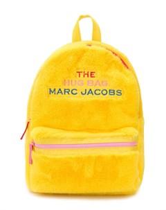 Рюкзак из искусственного меха с логотипом The marc jacobs kids