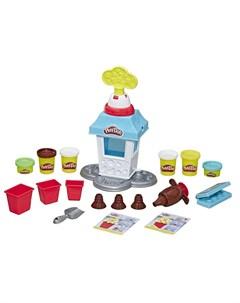 Игровой набор для лепки Попкорн вечеринка Play-doh
