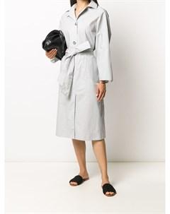 Платье пальто с поясом Lee mathews