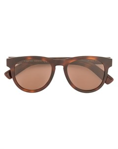 Солнцезащитные очки с плетеной деталью Tod's