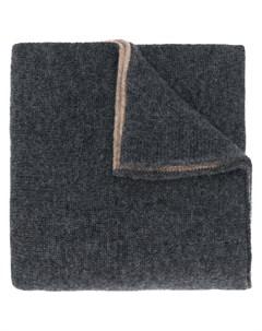 Кашемировый шарф Dell'oglio