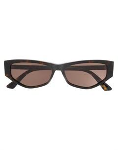 солнцезащитные очки в оправе кошачий глаз Mcq swallow