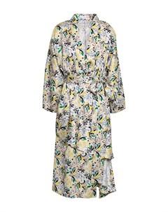 Платье миди Robert rodriguez