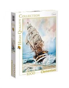 Пазл Классика Америго Веспуччи 1000 элементов Clementoni