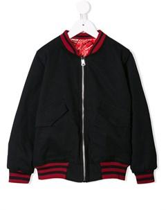 куртка бомбер с полосками Les bohemiens kids