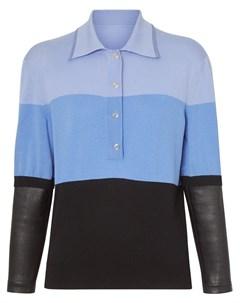 Рубашка поло с длинными рукавами Burberry