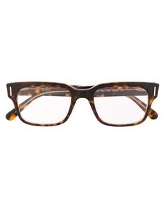 Очки в квадратной оправе черепаховой расцветки Ray-ban®